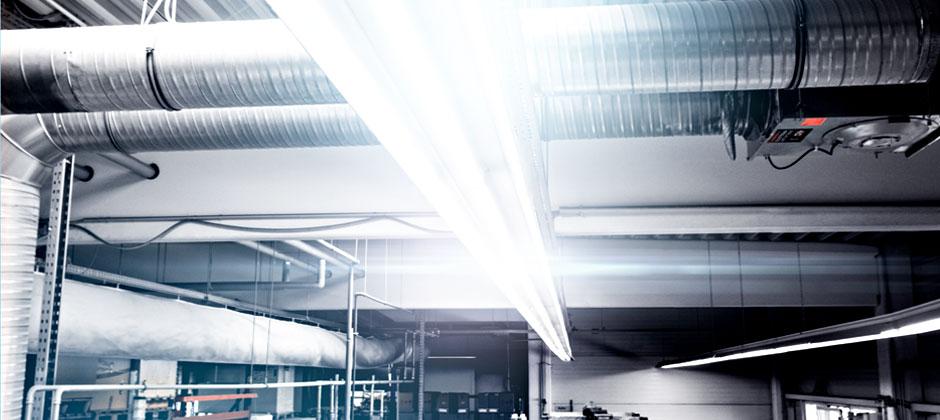 Energiespar LED-Röhrensystem